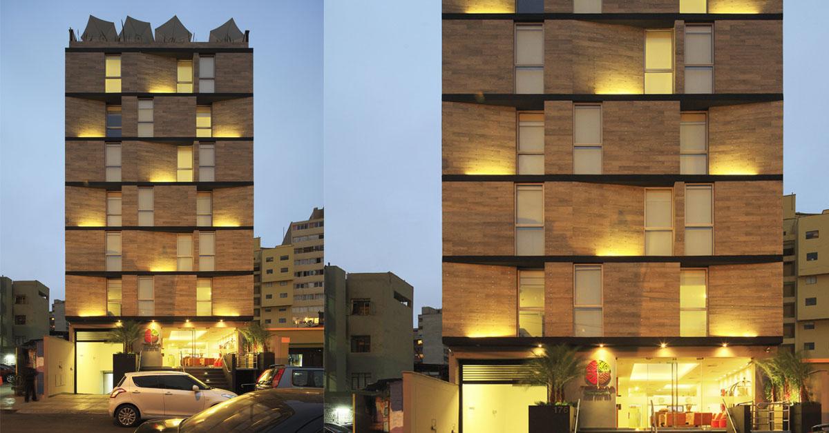 Diseño de Hoteles Arquitecto Samuel Cárdenas