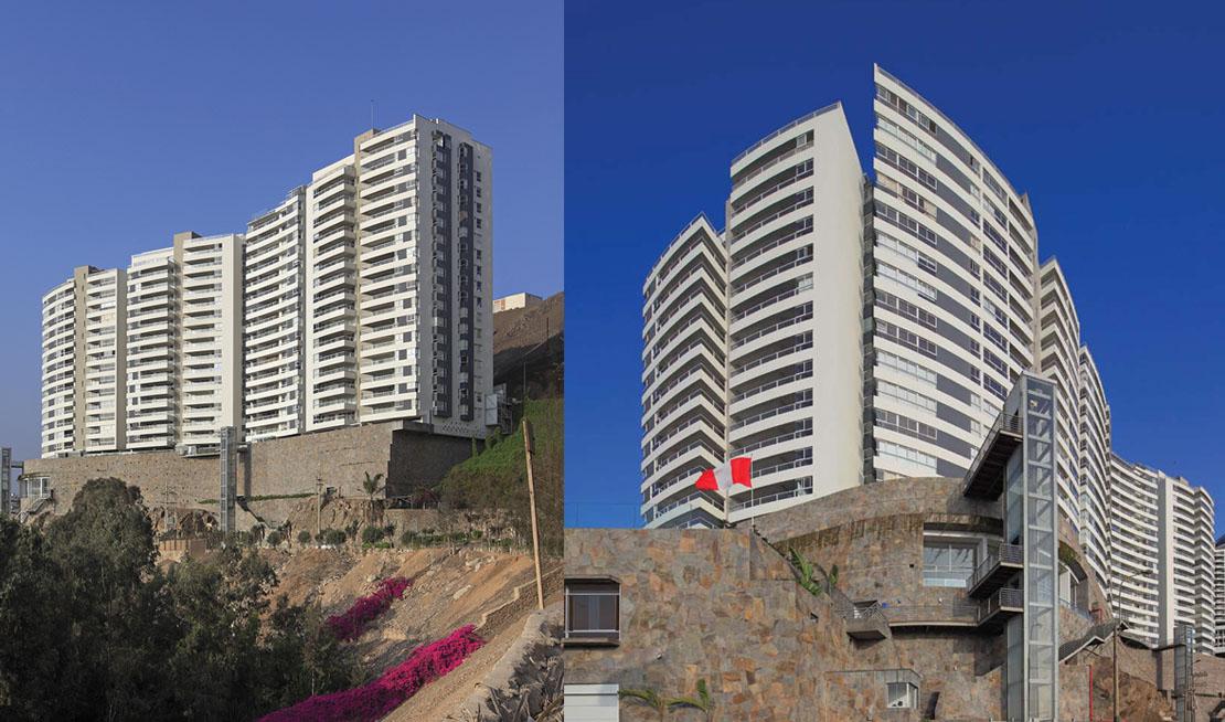 Diseño de Edificios Multifamiliares